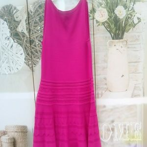 Lauren Ralph Lauren Knit Dress Sz. M NWOT
